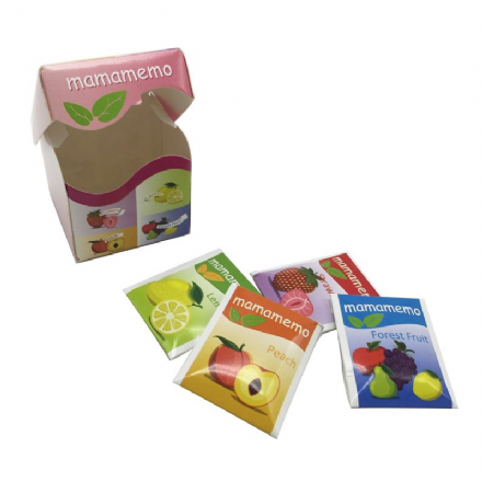 Mamamemo Wooden Play Food - Tea Bags